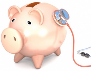 Healthy Piggy Bank